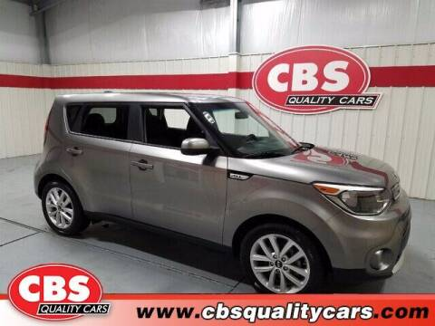 2018 Kia Soul for sale at CBS Quality Cars in Durham NC