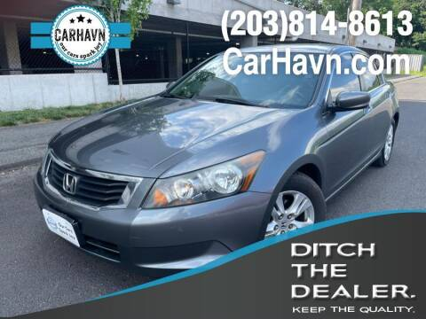 2010 Honda Accord for sale at CarHavn in New Haven CT