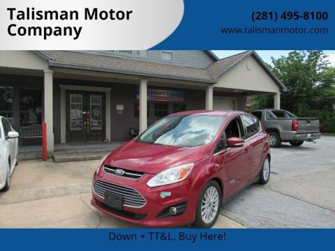 2016 Ford C-MAX Energi for sale at Don Jacobson Automobiles in Houston TX