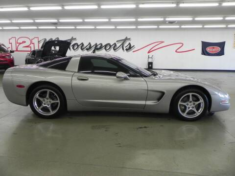 2002 Chevrolet Corvette for sale at 121 Motorsports in Mount Zion IL