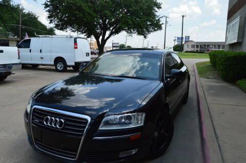 2009 Audi A8 L for sale at E-Auto Groups in Dallas TX