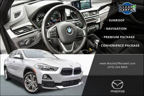 2019 BMW X2 for sale at Mazda Of Roswell in Roswell GA