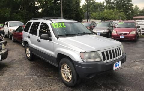 2004 Jeep Grand Cherokee for sale at Klein on Vine in Cincinnati OH