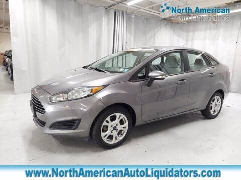 2014 Ford Fiesta for sale at North American Auto Liquidators in Essington PA