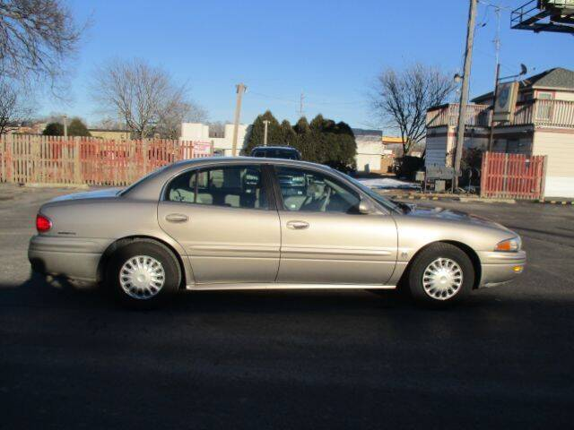 2002 Buick LeSabre for sale at KEY USED CARS LTD in Crystal Lake IL