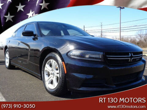 2015 Dodge Charger for sale at RT 130 Motors in Burlington NJ