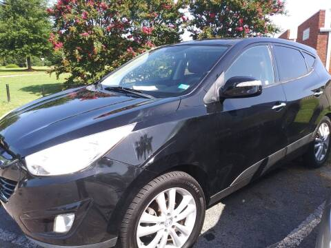 2010 Hyundai Tucson for sale at Auto 1 Madison in Madison GA