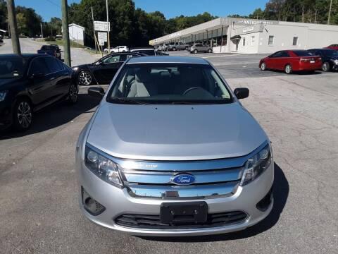 2012 Ford Fusion for sale at Auto Villa in Danville VA