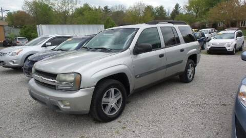2004 Chevrolet TrailBlazer EXT for sale at Tates Creek Motors KY in Nicholasville KY