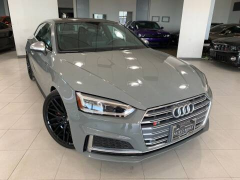 2019 Audi S5 for sale at Auto Mall of Springfield in Springfield IL