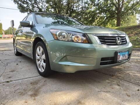 2009 Honda Accord for sale at Crispin Auto Sales in Urbana IL