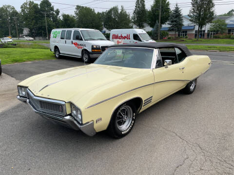1968 Buick Skylark for sale at Candlewood Valley Motors in New Milford CT
