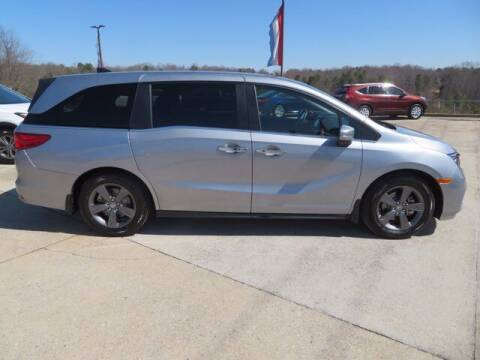 2021 Honda Odyssey for sale at DICK BROOKS PRE-OWNED in Lyman SC