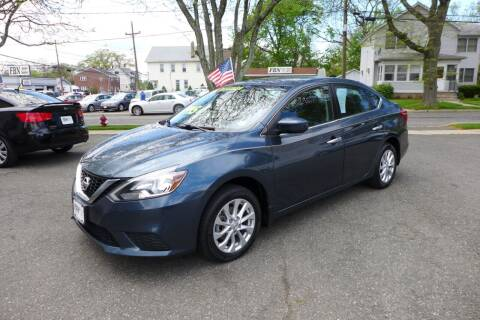 2016 Nissan Sentra for sale at FBN Auto Sales & Service in Highland Park NJ