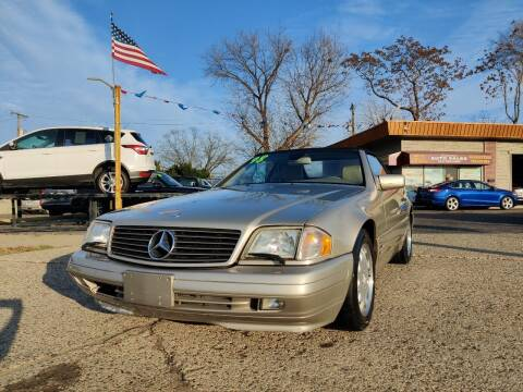 1998 Mercedes-Benz SL-Class for sale at Lamarina Auto Sales in Dearborn Heights MI