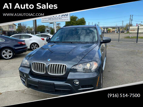 2011 BMW X5 for sale at A1 Auto Sales in Sacramento CA