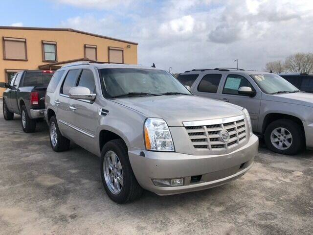 2007 Cadillac Escalade for sale at Brownsville Motor Company in Brownsville TX