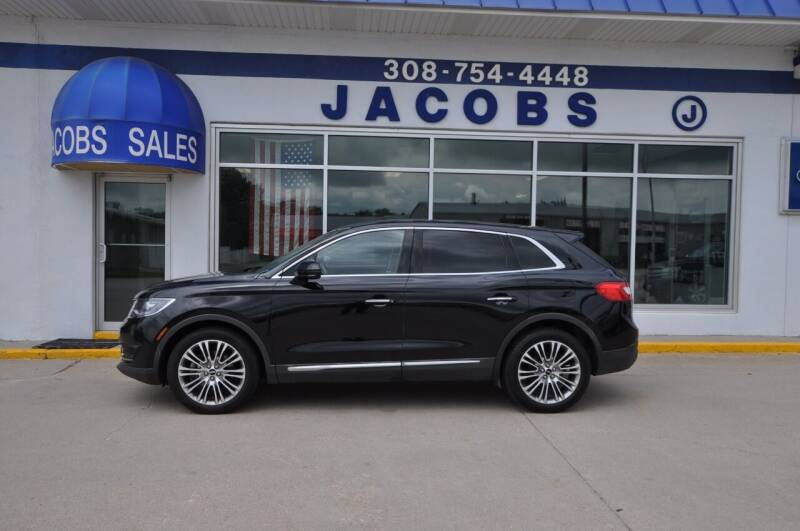2016 Lincoln MKX for sale at Jacobs Ford in Saint Paul NE