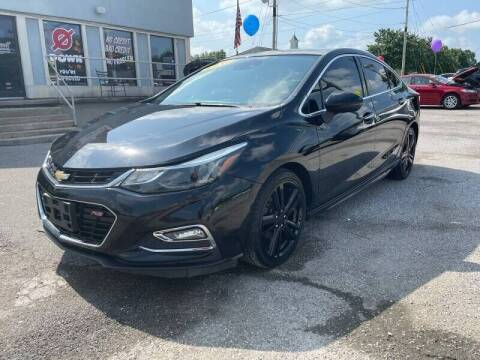2017 Chevrolet Cruze for sale at Bagwell Motors in Lowell AR