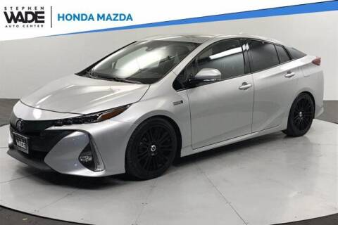 2017 Toyota Prius Prime for sale at Stephen Wade Pre-Owned Supercenter in Saint George UT