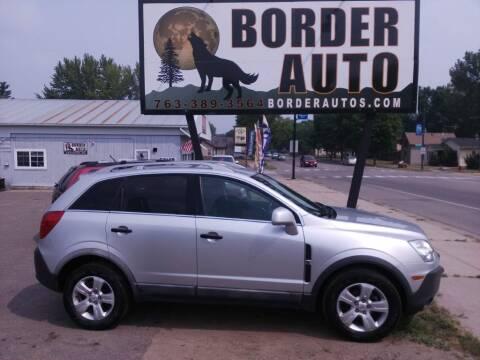 2014 Chevrolet Captiva Sport for sale at Border Auto of Princeton in Princeton MN