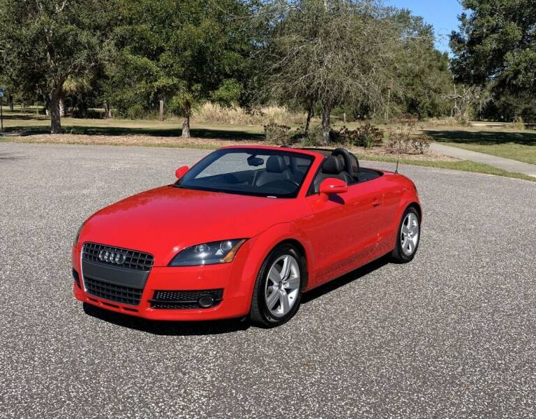 2008 Audi TT for sale at P J'S AUTO WORLD-CLASSICS in Clearwater FL