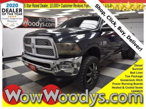 2016 RAM Ram Pickup 3500 for sale at WOODY'S AUTOMOTIVE GROUP in Chillicothe MO