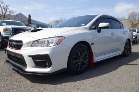 2018 Subaru WRX for sale at Olger Motors, Inc. in Woodbridge NJ