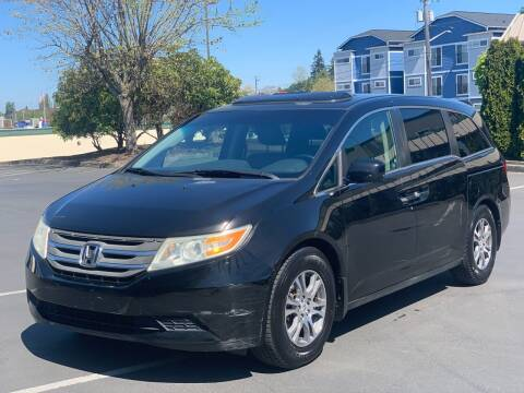 2011 Honda Odyssey for sale at South Tacoma Motors Inc in Tacoma WA