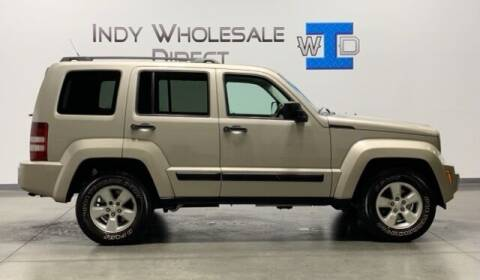 2011 Jeep Liberty for sale at Indy Wholesale Direct in Carmel IN