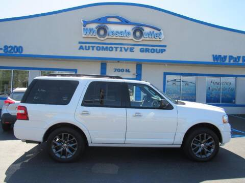 2017 Ford Expedition for sale at The Wholesale Outlet in Blackwood NJ