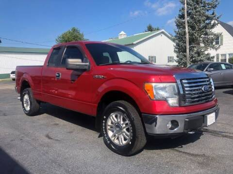 2010 Ford F-150 for sale at Tip Top Auto North in Tipp City OH
