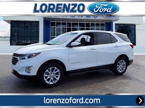 2020 Chevrolet Equinox for sale at Lorenzo Ford in Homestead FL