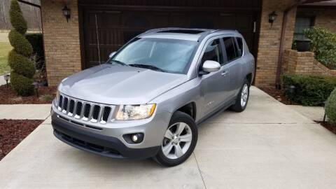 2015 Jeep Compass for sale at Atkins Auto Sales in Sandy Hook KY