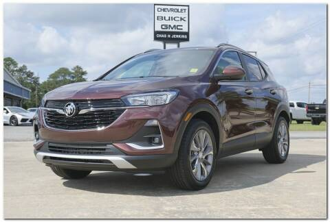 2022 Buick Encore GX for sale at STRICKLAND AUTO GROUP INC in Ahoskie NC