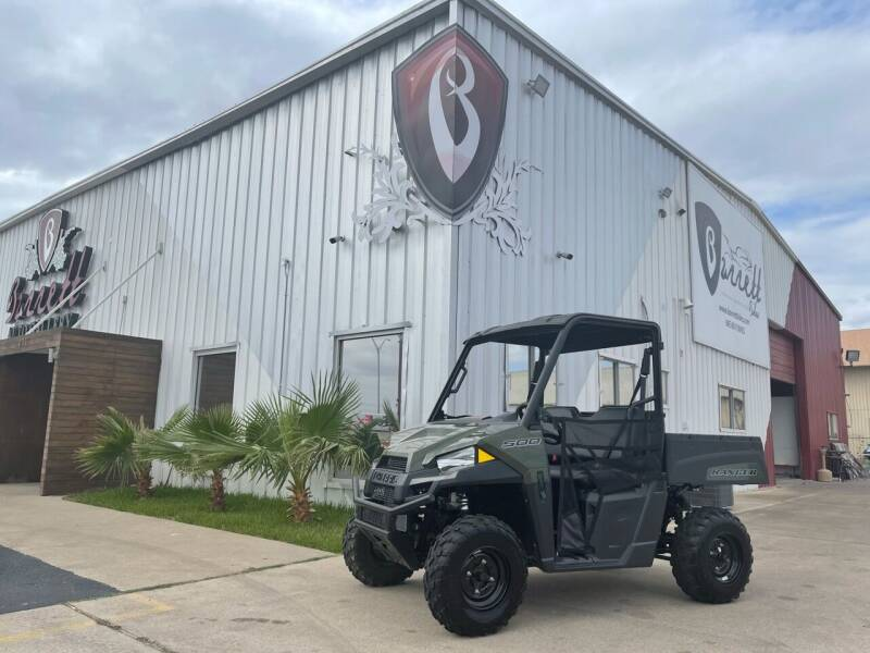 2021 Polaris Ranger 500 for sale at Barrett Bikes LLC in San Juan TX