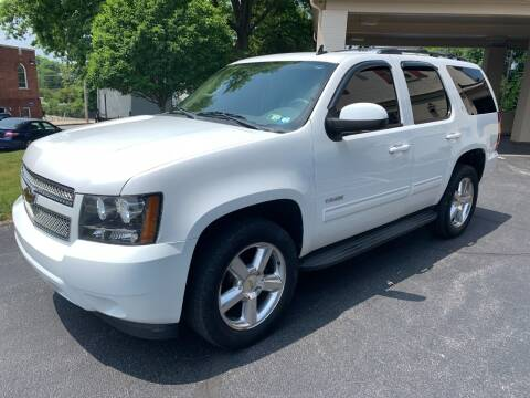 2010 Chevrolet Tahoe for sale at On The Circuit Cars & Trucks in York PA