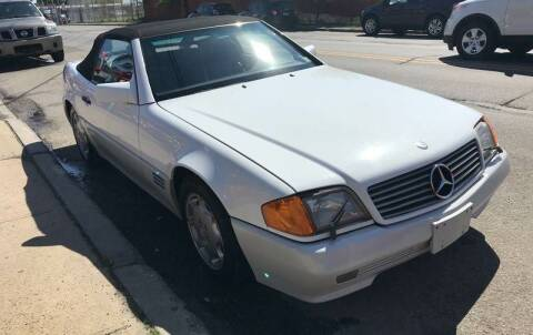 1991 Mercedes-Benz 500-Class for sale at Drive Deleon in Yonkers NY