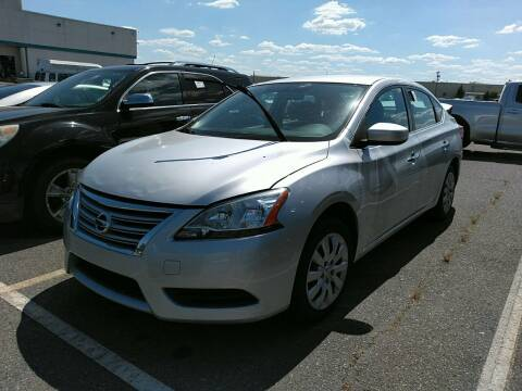2014 Nissan Sentra for sale at The PA Kar Store Inc in Philadelphia PA
