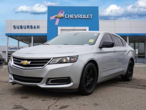 2015 Chevrolet Impala for sale at Suburban Chevrolet of Ann Arbor in Ann Arbor MI