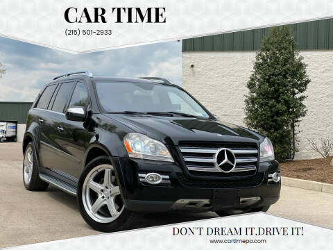 2009 Mercedes-Benz GL-Class for sale at Car Time in Philadelphia PA