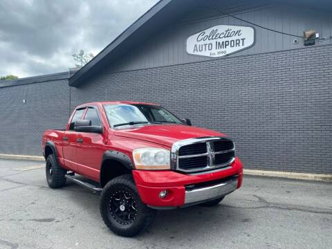 2006 Dodge Ram Pickup 2500 for sale at Collection Auto Import in Charlotte NC