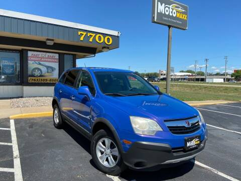 2008 Saturn Vue for sale at MotoMaxx in Spring Lake Park MN