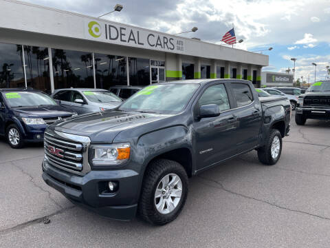 2016 GMC Canyon for sale at Ideal Cars Broadway in Mesa AZ