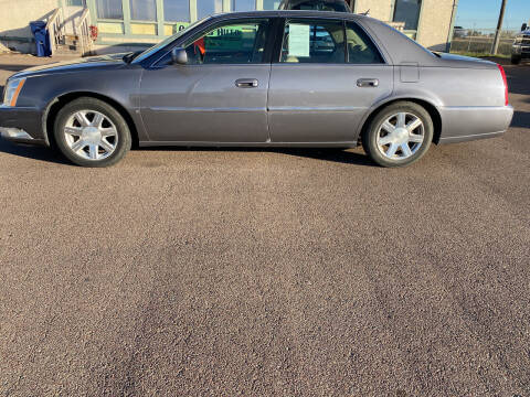 2007 Cadillac DTS for sale at A Plus Auto LLC in Great Falls MT