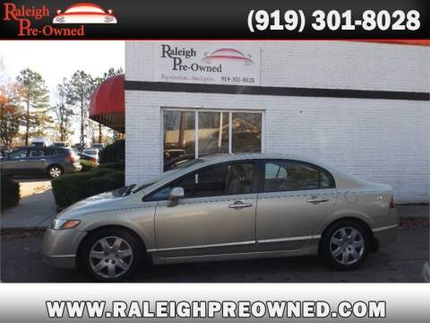 2007 Honda Civic for sale at Raleigh Pre-Owned in Raleigh NC