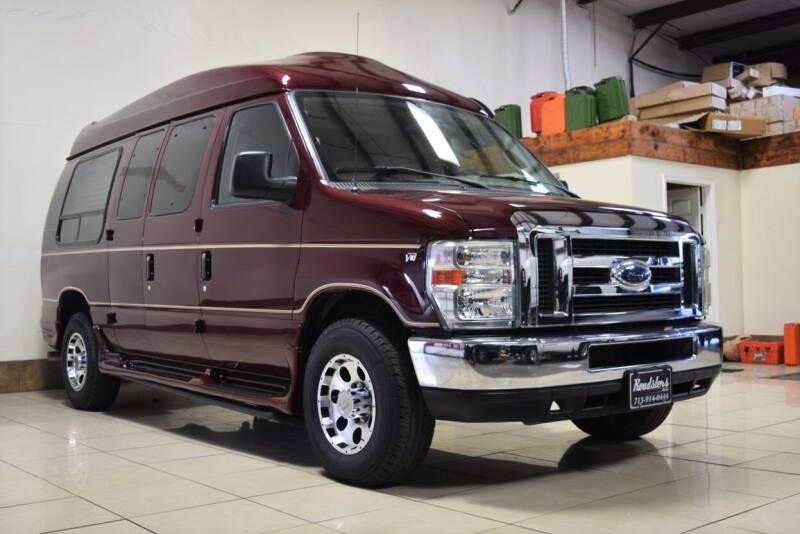 2008 Ford E-Series Chassis E-350 SD 3dr Cargo 138 in. WB - Houston TX
