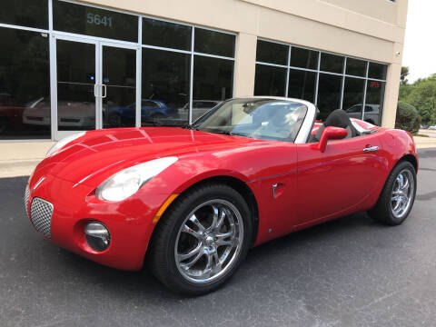 2008 Pontiac Solstice for sale at European Performance in Raleigh NC