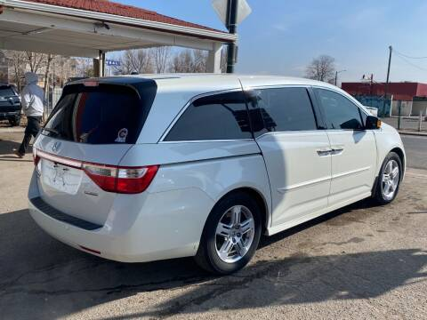 2013 Honda Odyssey for sale at STS Automotive in Denver CO