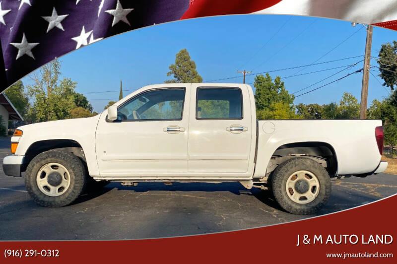 2009 Chevrolet Colorado for sale at J & M Auto Land in Sacramento CA